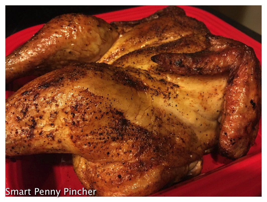 Traeger Smoked Paprika Chicken