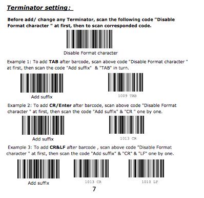 Reviews - Nadamoo Wireless Barcode Scanner - Smart Penny Pincher